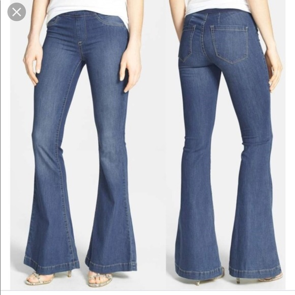 Blank NYC Denim - Blank NYC BELLE BOTTOM jeans Sz 27
